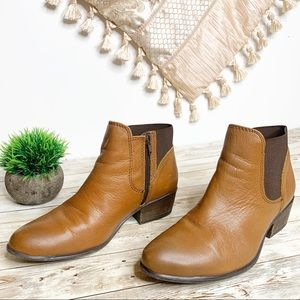 Steve Madden   Rozamare Ankle Boots, Cognac, S7